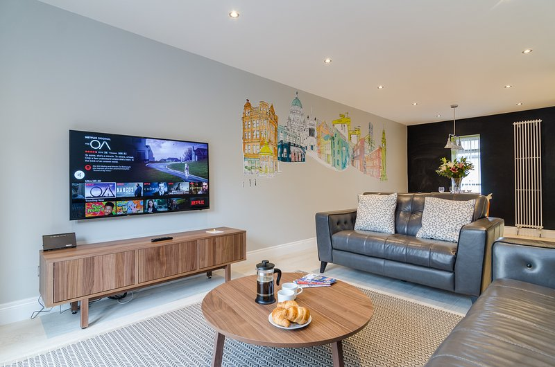 54 Citygate, holiday rental in Belfast