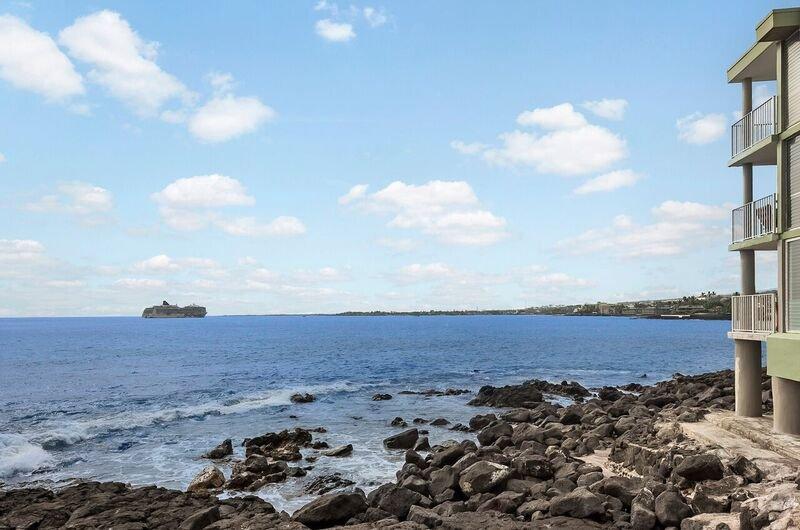 Ocean Front Lage - Gemeinschaftsraum