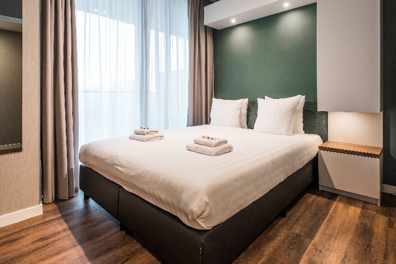 Short Stay Group NDSM Serviced Apartments, holiday rental in Zunderdorp