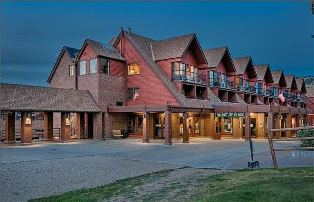 Abode in the Village | Located in the Heart of Park City Mountain Resort Village | Corner Unit Top Floor with Ski Run Views