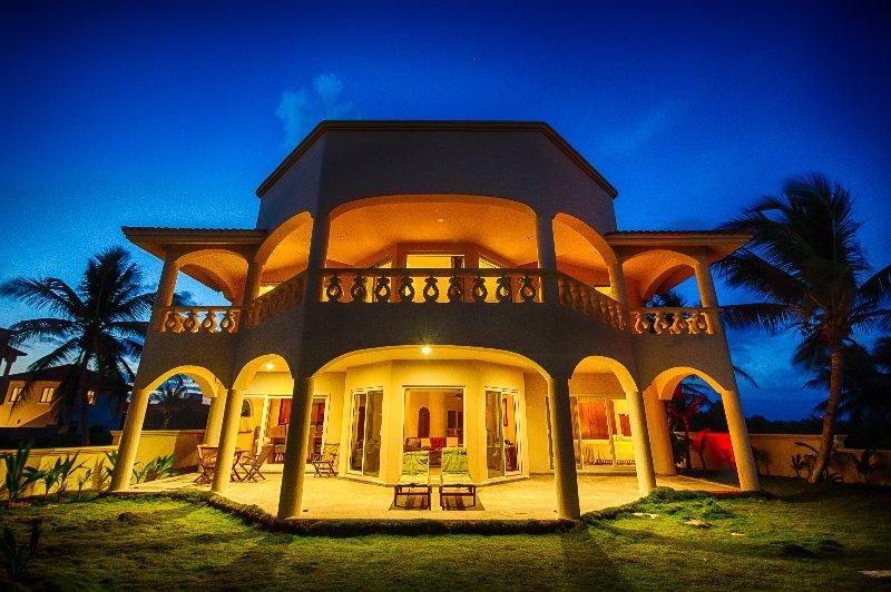 Dulces sueños en el Caribe se salgan Corazón de Tortuga Villa (Corazón de la Tortuga)