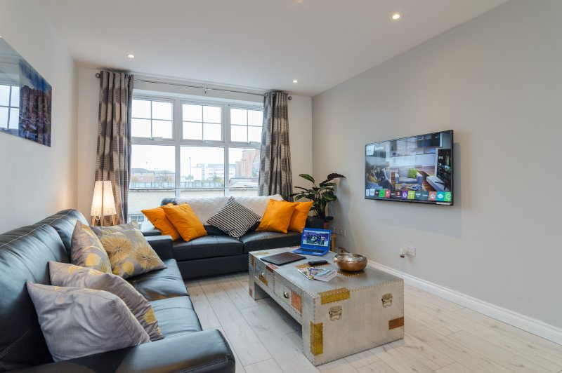 Alfred Street Apartment, holiday rental in Belfast