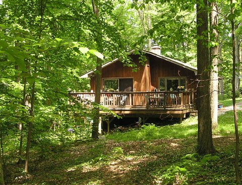 Whitman Woods - A Berkshire Vacation, holiday rental in Lanesboro