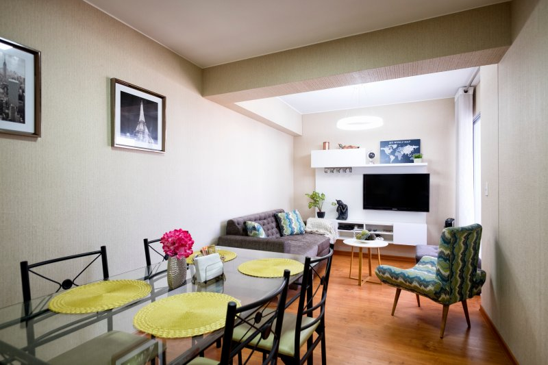 BRAND NEW 3BDRM, POOL AND GYM - LIMA - UR Place Rentals, holiday rental in Jesus Maria