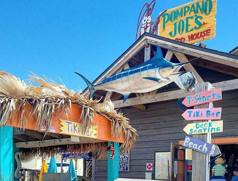 Pompano Joe's Restaurant