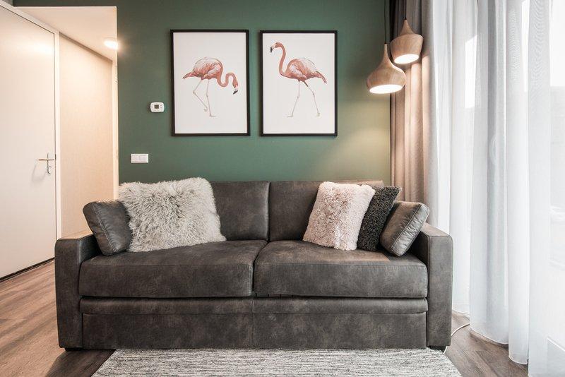 NDSM Apartment 4, holiday rental in Zunderdorp