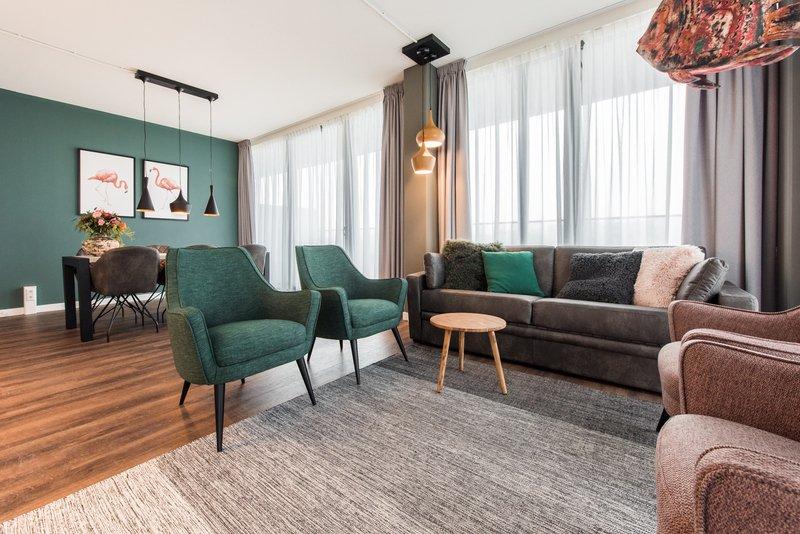 NDSM Apartment 5, holiday rental in Zunderdorp