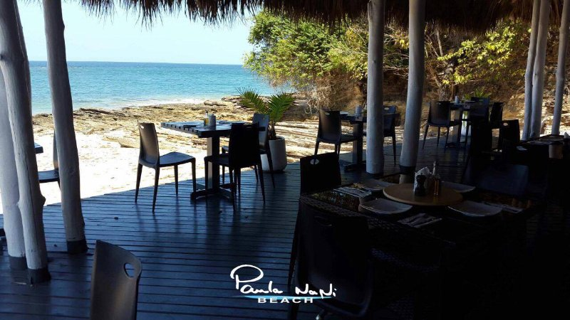 restaurante Paula Nani Praia