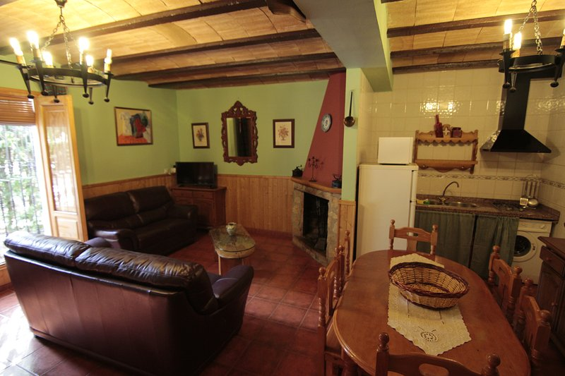 Mesoncillo Oeste, vacation rental in Beas de Segura