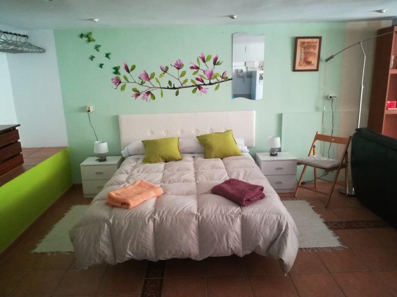 Habitacion-Estudio-loft en sitio exclusivo de San Lorenzo de El Escorial, casa vacanza a Robledo de Chavela