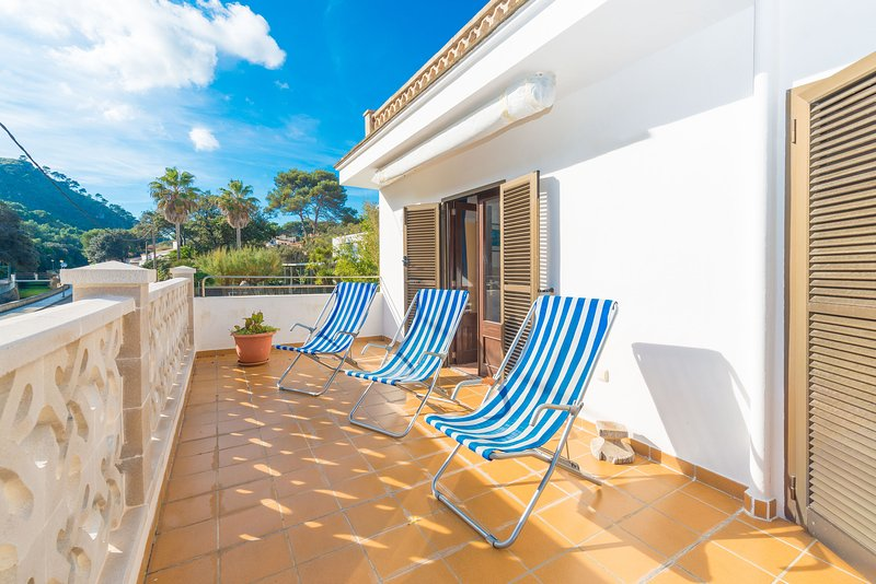 ANTONI CARBONELL SASTRE - Apartment for 4 people in Cala sant Vicenç, vacation rental in Cala San Vincente