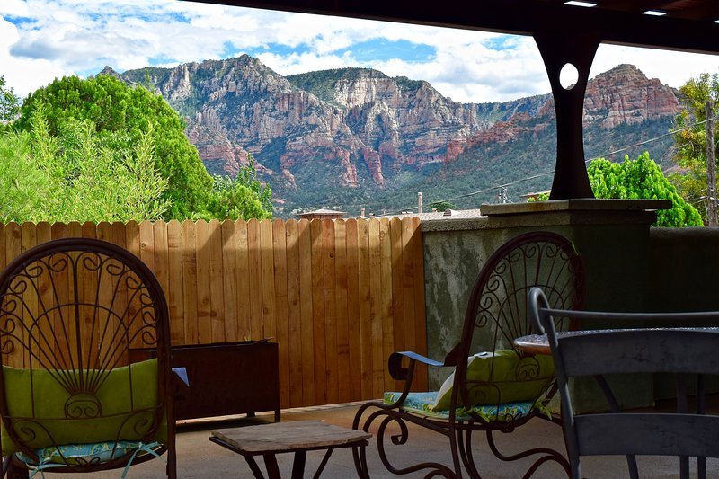 shared patio view