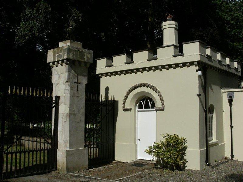 Historic Gatehouse Lodge