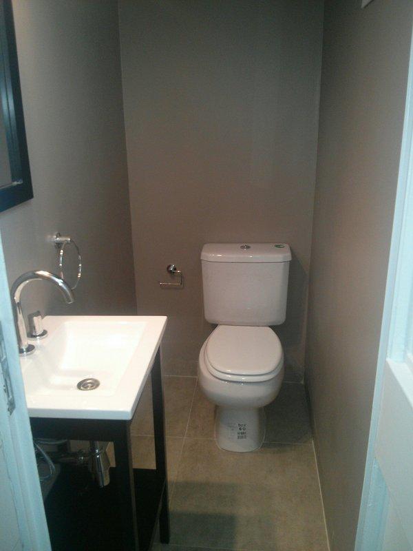 WC invités