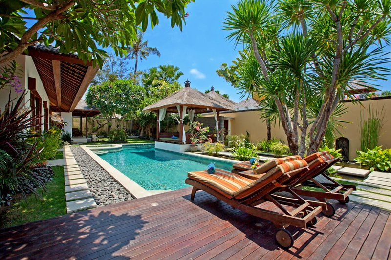 Villa Seriska Satu, Sanur, holiday rental in Sanur