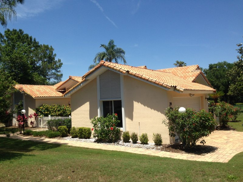 SWISS 39 - Golf Course, holiday rental in Groveland