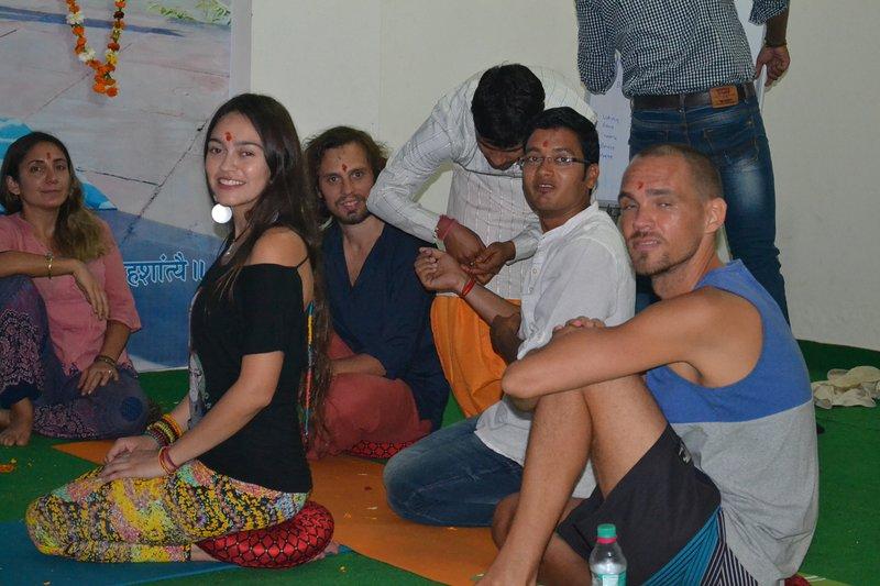Yash Yoga School, aluguéis de temporada em Rishikesh