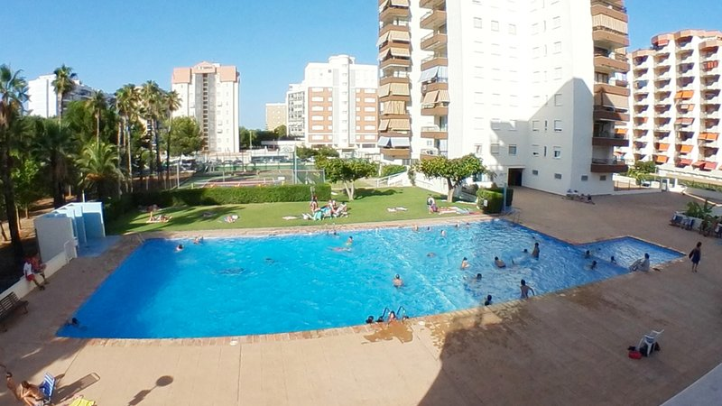 Apartamento Geminis Playa de Gandia, alquiler de vacaciones en Playa de Gandía