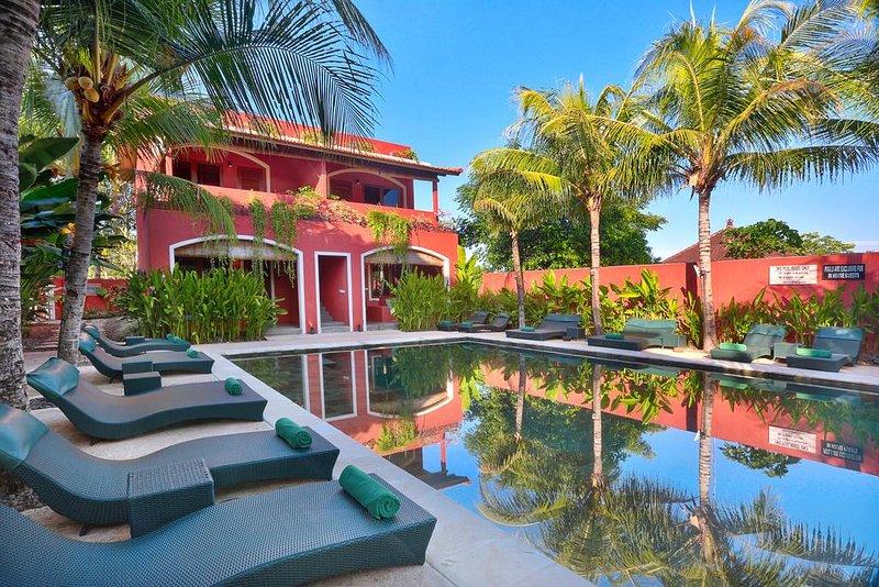 Coco Maison Bukit & Spa, location de vacances à Pecatu