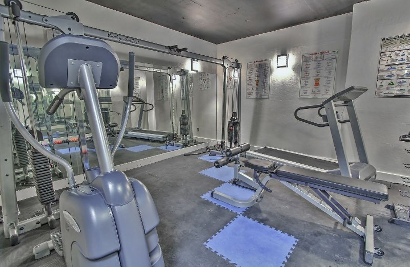 Workout Room at Snowblaze - Park City