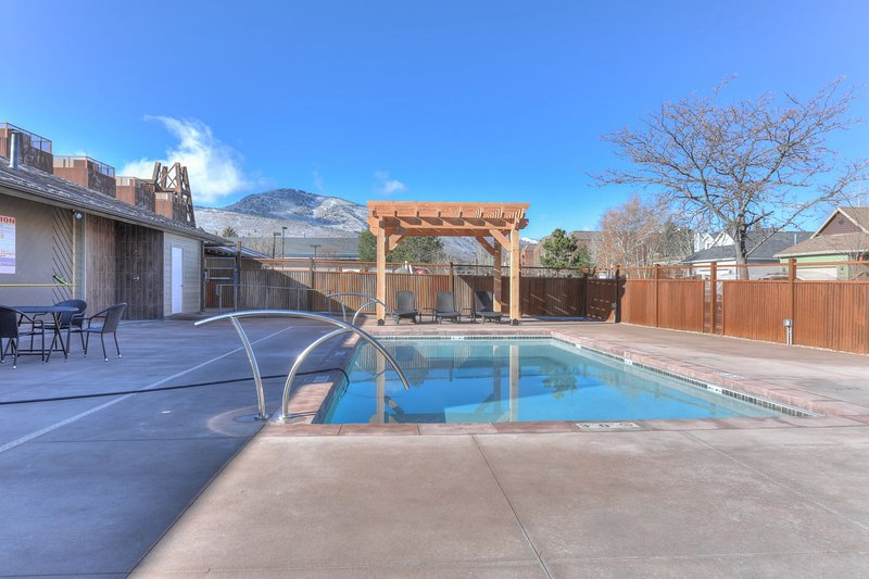 Communal Pool at The Prospector