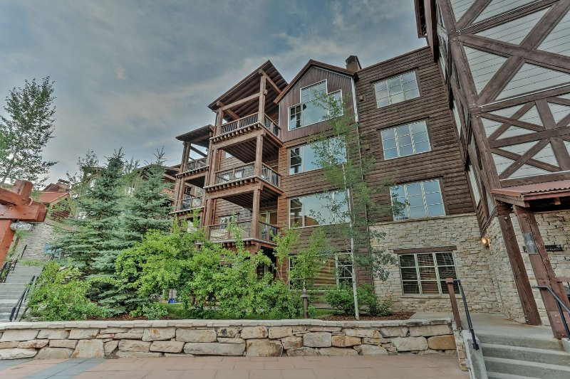 Park City Silver Star (ski in/Ski out)- Exterior View