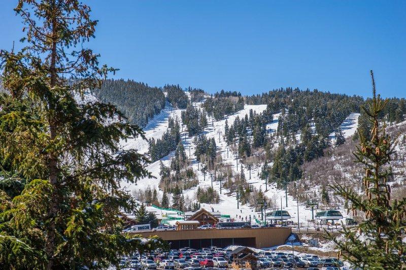 Lower Deer Valley - Parc à neige