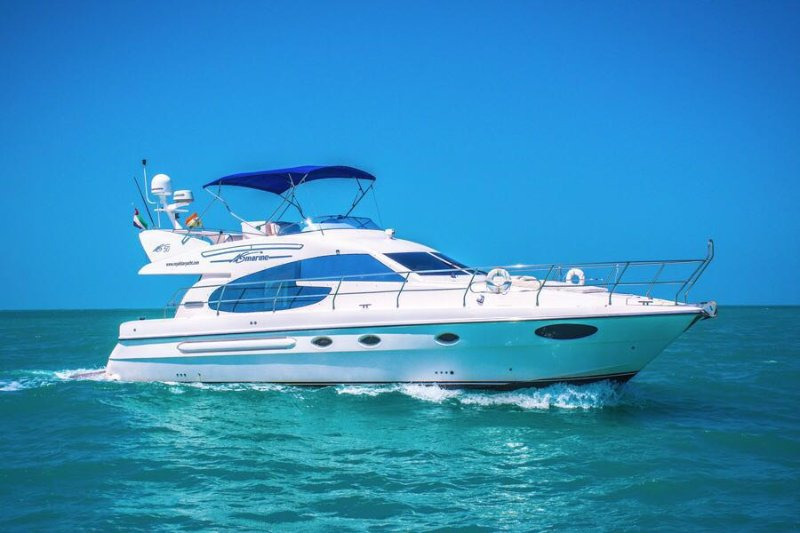 NANJE YACHT AND CHARTER - 50 FEET 18 PERSON CAPACITY, vacation rental in Dubai