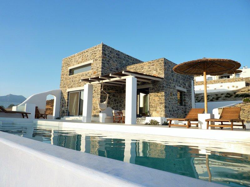 Stelani Villas, location de vacances à Kalamaki