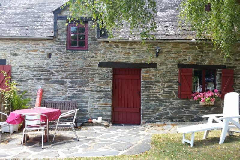 Linker Cottage, vacation rental in Saint-Mayeux