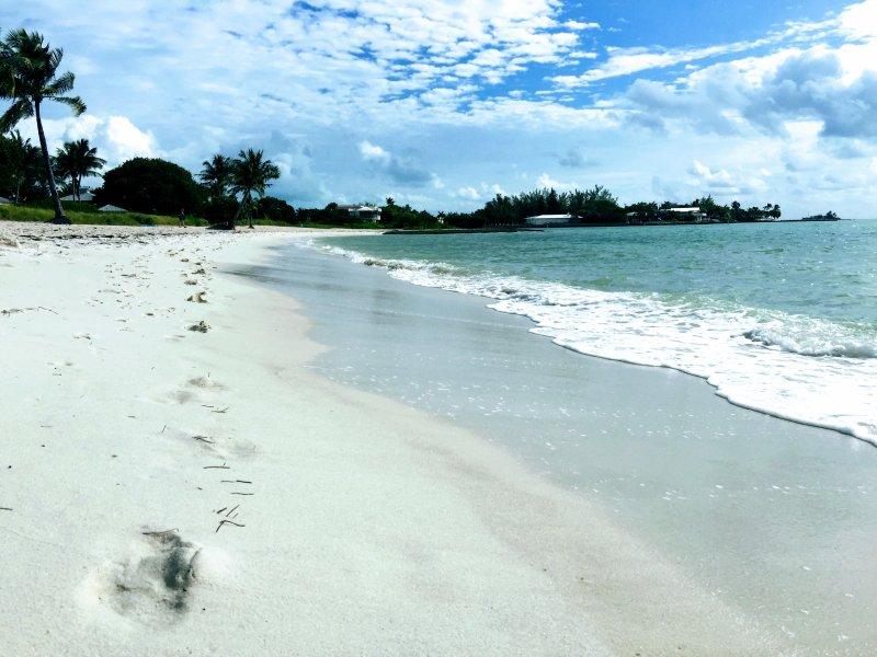 Sombrero Beach - 1,25 milhas para baixo o caminho para a praia