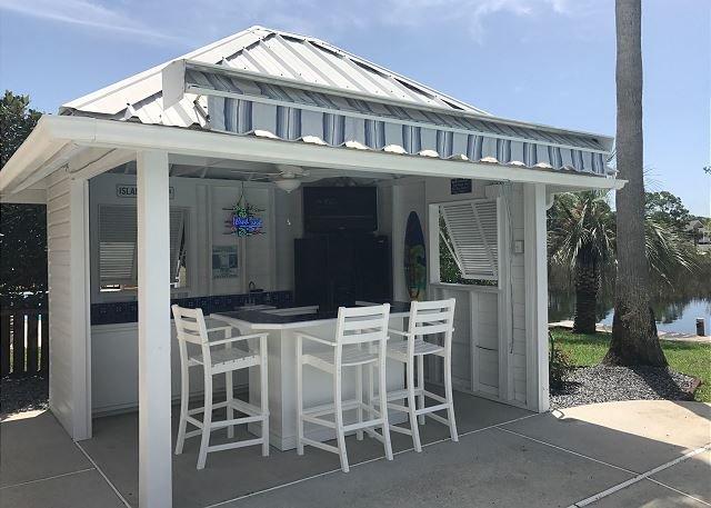 Cabana Tiki Hütte