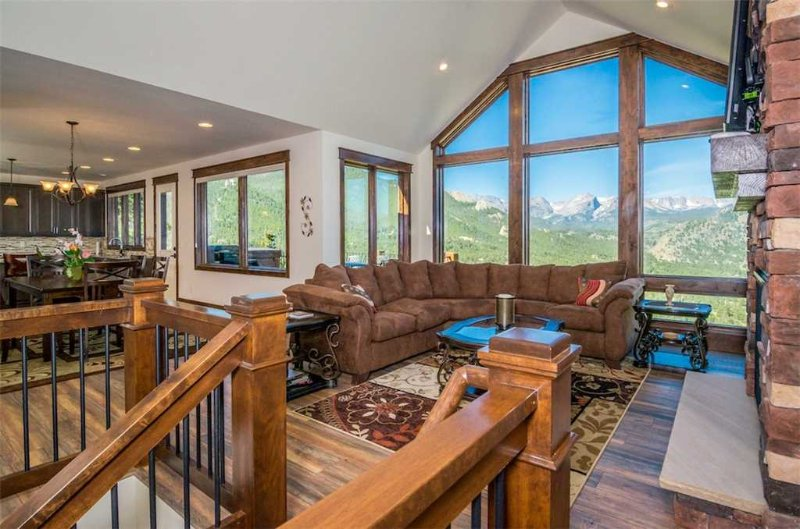 Aerie Luxury Vacation Home At Windcliff Has Wi Fi And Hot