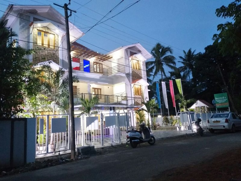 Anugraha inn, holiday rental in Alappuzha