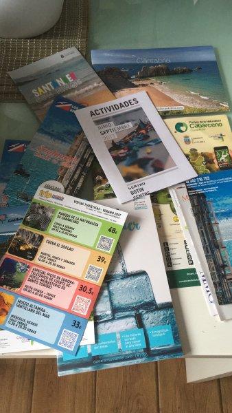 Guides et informations touristiques