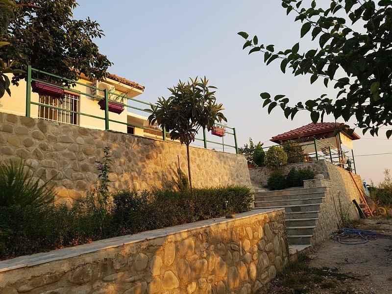Triteut*****Country House, location de vacances à Daias-Barabas