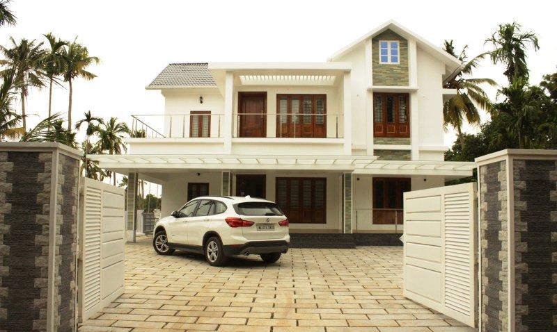 Kochi Village Home Stay Kerala India Has Housekeeping