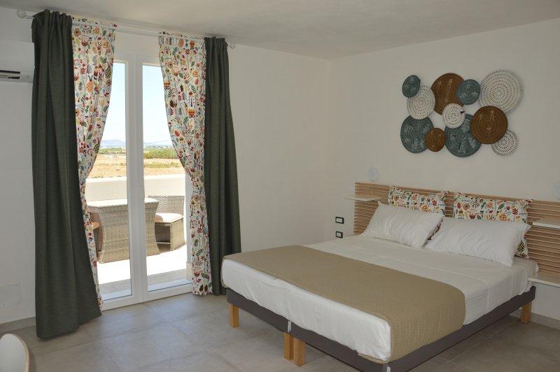 Casa vicino al mare  Colori del Mediterraneo Trapani Airport, Ferienwohnung in Marsala