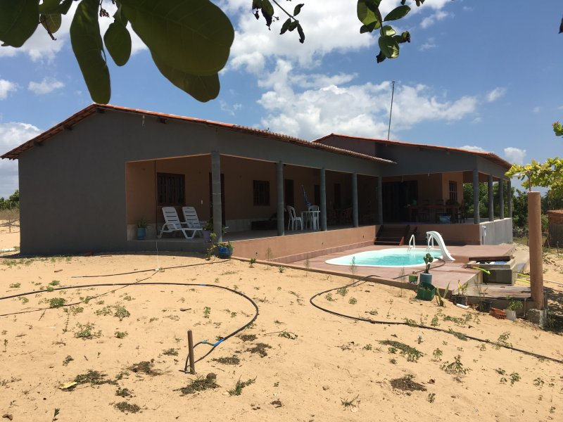 casa para temporada ou passeios curtos, vacation rental in Itarema