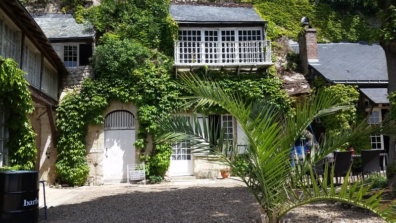 gîte Coeur de Loire, holiday rental in Vouvray