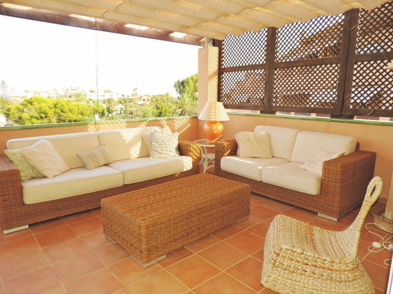 Terrasse Sofa