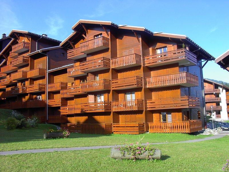 Appartement 4/6 personnes classé 2 étoiles, Ferienwohnung in Morillon