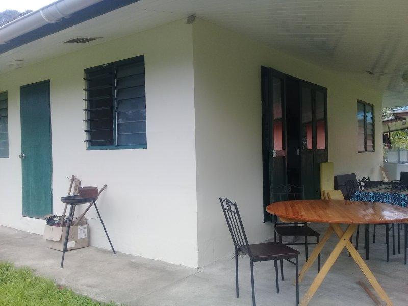 Pension Teva I uta, holiday rental in Tahiti