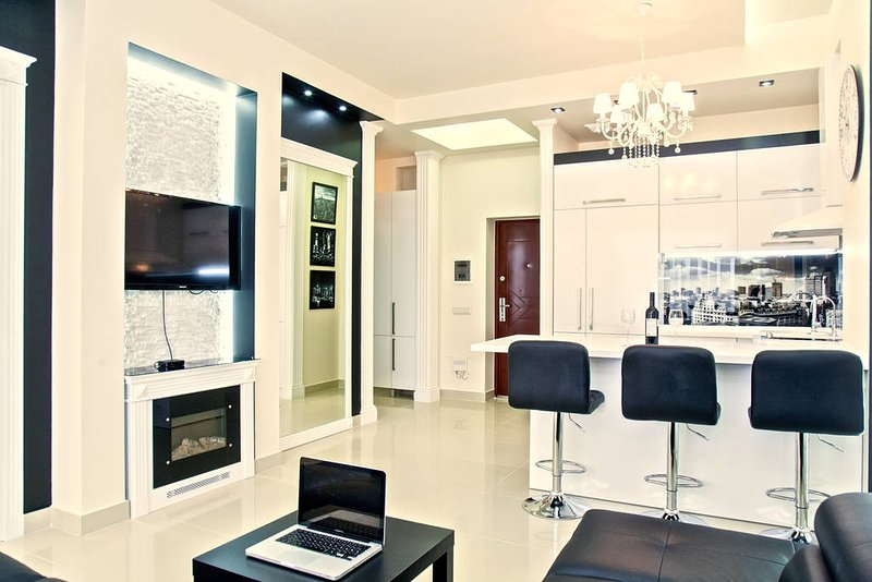 Object City Centre Lux Apartment, holiday rental in Ialoveni District