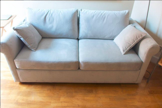 Very confy sofa - sofabed
