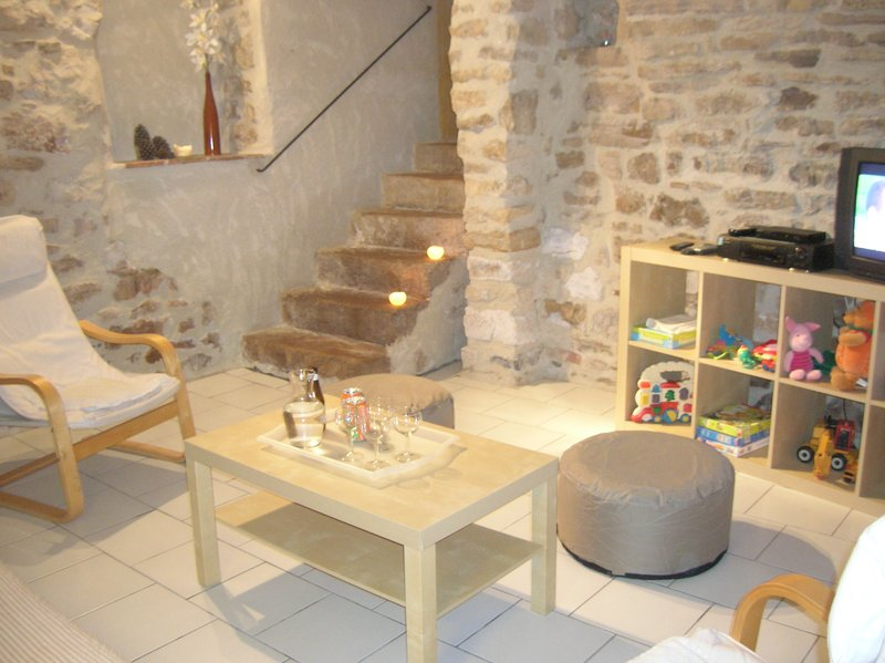 Maison de village, 2chambres, 4 personen, vacation rental in Ardeche