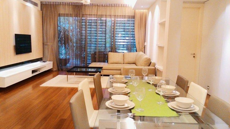 KLCC 双峰塔- U Thant Luxurious 11Pax Resort Home, holiday rental in Wilayah Persekutuan