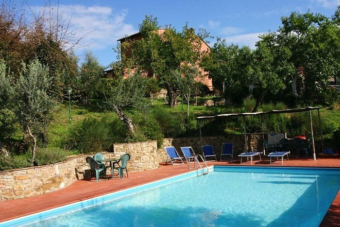 Ambrogiana Apartment Sleeps 6 with Pool - 5241417, holiday rental in San Michele a Torri