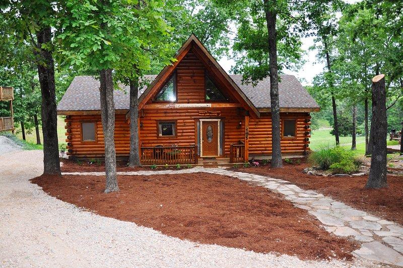 Erstaunliche Branson Ferienhütte Vermietung Moose Lodge
