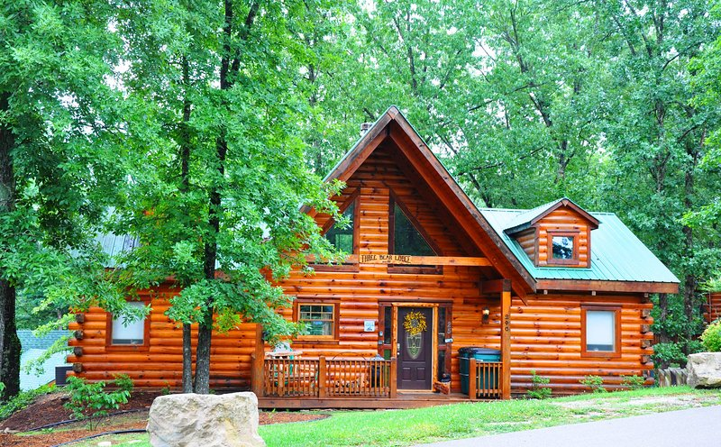Bienvenue à Three Bear Lodge!
